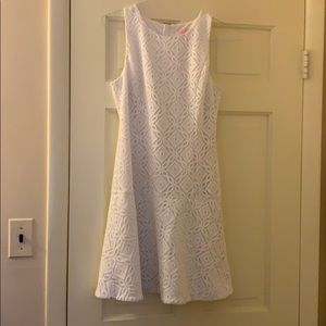 Lilly Pulitzer Dresses - White lily Pulitzer dress